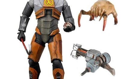 Half-Life Gordon Freeman Action Figure