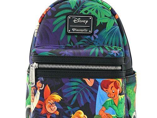 Peter Pan Scenes Mini Backpack