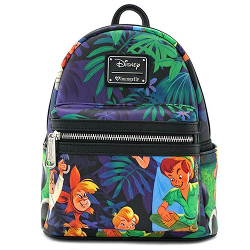 Peter Pan Scenes Mini Backpack