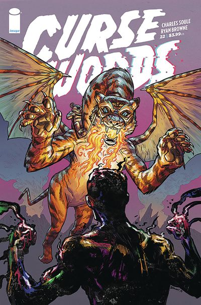 Curse Words #22 (Cover A – Browne)