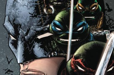 Batman Teenage Mutant Ninja Turtles III #2 (of 6)