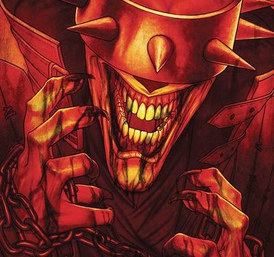 Batman Who Laughs #6 (of 6) (Frison Variant)