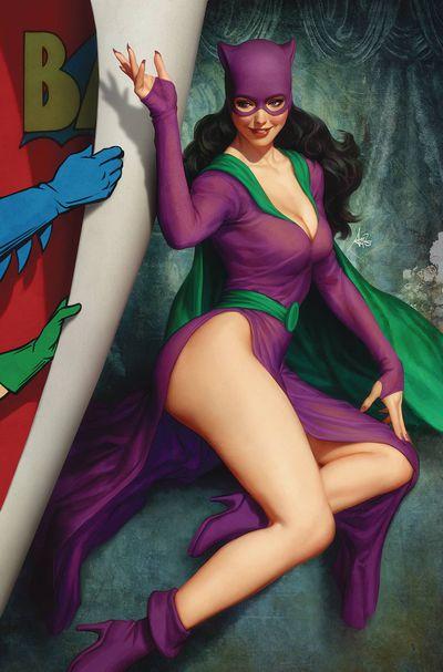 Catwoman #12 (Lau Variant)