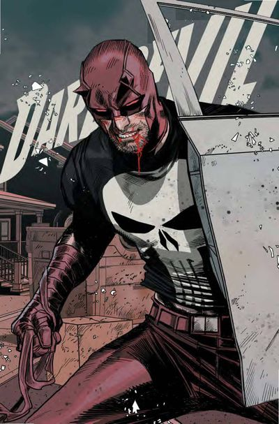 Daredevil #5 (2nd Printing)