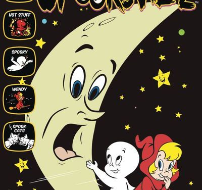 Caspers Spooksville #1 (of 4) Spook Moon Cover