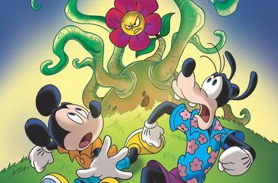 Disney Comics and Stories #5 Campinoti