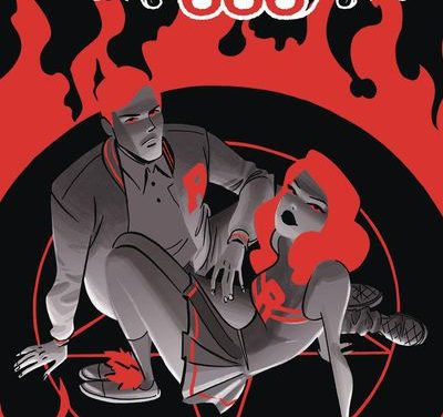 Blossoms 666 #4 (Cover B – Charretier)
