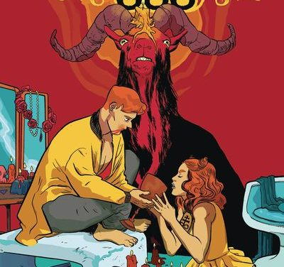 Blossoms 666 #4 (Cover C – Henderson)