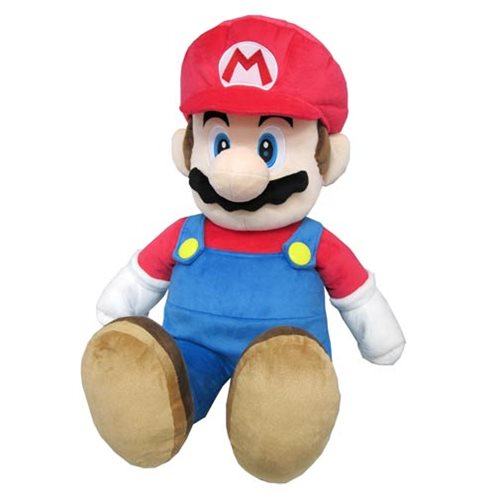 Super Mario Bros. Mario 24-Inch Plush
