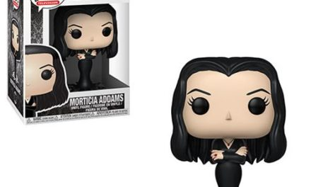 The Addams Family Morticia Pop! Vinyl Figure