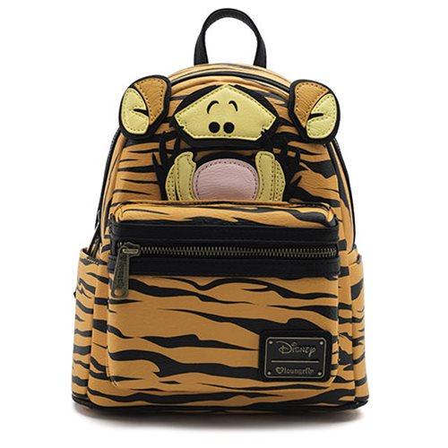 Winnie the Pooh Tigger Mohair Mini Backpack