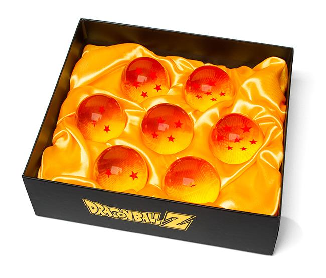 Dragon Ball Z 7pc Dragon Ball Set