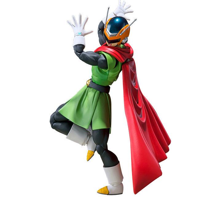 Dragon Ball Z Great Saiyaman S.H. Figuarts Figure