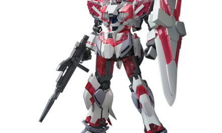 Mobile Suit Gundam – HGUC Narrative Gundam C Packs Model Kit