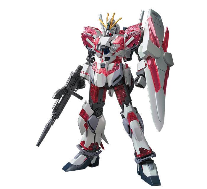 Mobile Suit Gundam – HGUC Narrative Gundam C Packs Model Kit
