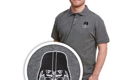 Star Wars Darth Vader Mask Polo
