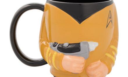 Star Trek TOS Captain Kirk Mug