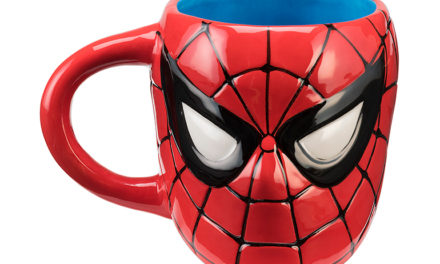 Marvel Spider-Man Head Sculpt Mug