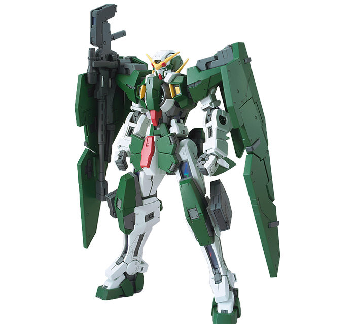 Mobile Suit Gundam – MG Gundam Dynames Model Kit