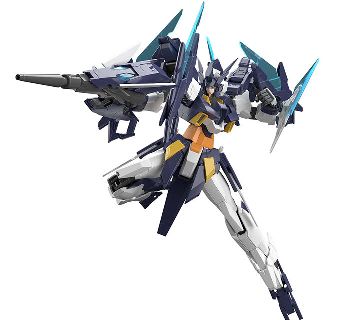 Mobile Suit Gundam – MG Gundam AGE II Magnum Model Kit