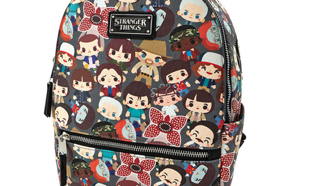 Stranger Things Mini Backpack