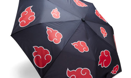 Naruto Shippuden Akatsuki Cloud Umbrella