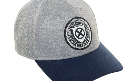 X-Men Xavier Institute Crest Hat