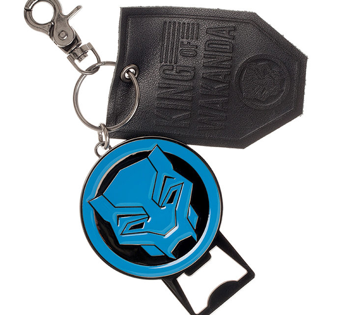 Marvel Black Panther Keychain