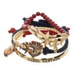 Marvel: Captain Marvel Bracelets