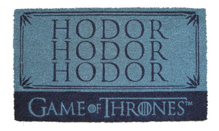 Game of Thrones Hodor Doormat
