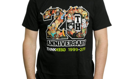 ThinkGeek 20th Anniversary T-Shirt