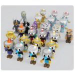 Cuphead Blind Box Construction Toy Mini-Figure Random 4-Pack