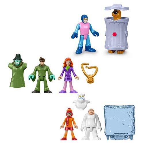 Scooby-Doo Imaginext Basic Action Figure Case