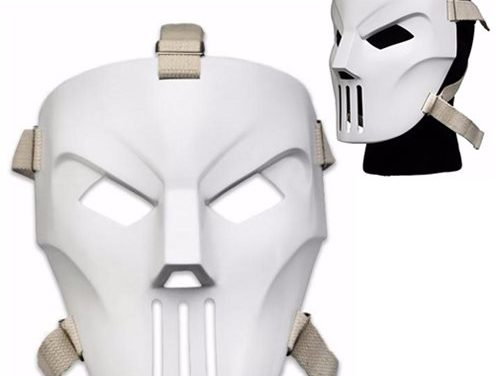 Teenage Mutant Ninja Turtles Movie Casey Jones Prop Replica Mask
