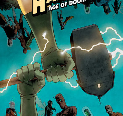 Black Hammer: Age of Doom #11 (Joe Rivera Variant Cover)