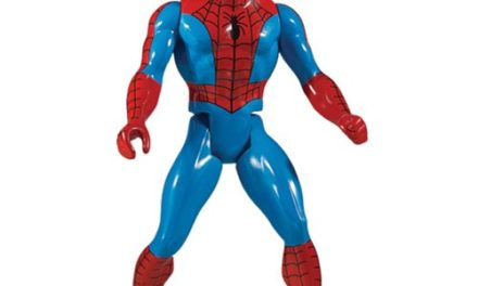 Spider-Man Red Version Marvel Secret Wars Jumbo Action Figure – Free Shipping