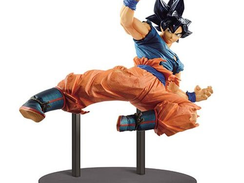 Dragon Ball Super Ultra Instinct Goku Son Goku Fes!! Vol.10 Statue