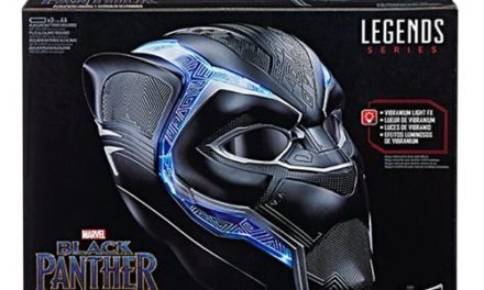 Marvel Legends Series Black Panther Electronic Helmet – Free Shipping