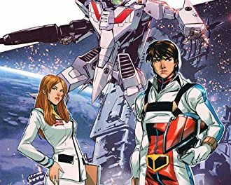 Robotech Vol. 5: Showdown