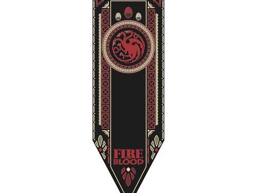 Game of Thrones Targaryen Tournament Banner