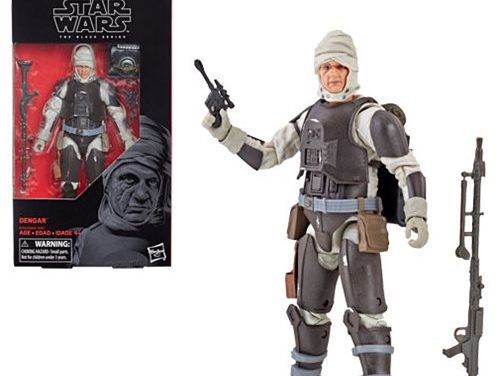 Star Wars The Black Series Dengar 6-Inch Action Figure