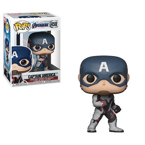 Avengers: Endgame Captain America Pop! Vinyl Figure