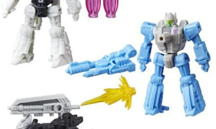 Transformers Generations War for Cybertron Siege Battlemasters Wave 1 Set