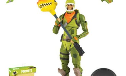 Fortnite Series 1 Rex 7-Inch Action Figure
