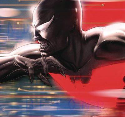 Batman Beyond #33 (Andrews Variant)