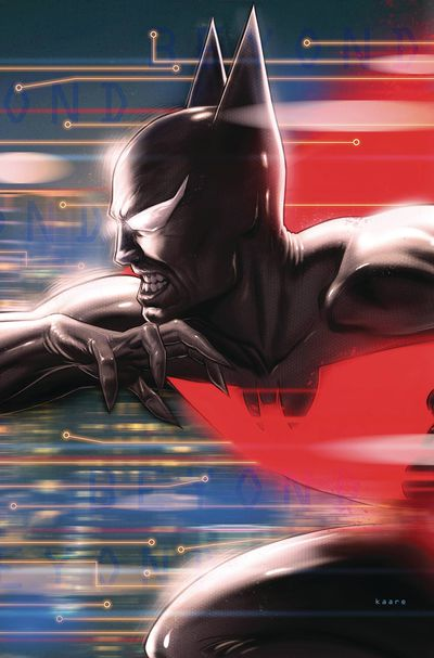 Batman Beyond #33 (Andrews Variant)