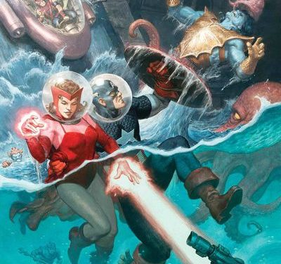 Avengers #20 (Rivera Marvels 25th Tribute Variant)