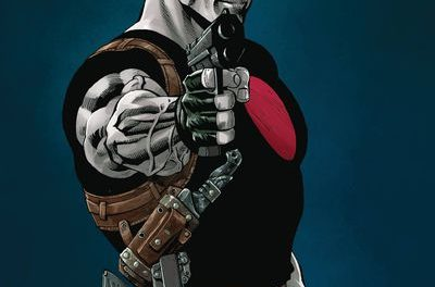 Bloodshot Rising Spirit #8 (Cover B – Herbert)