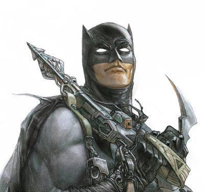 Batman #74 (Gimenez Variant)