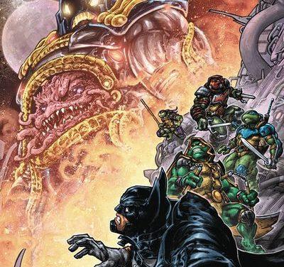 Batman Teenage Mutant Ninja Turtles III #3 (of 6)